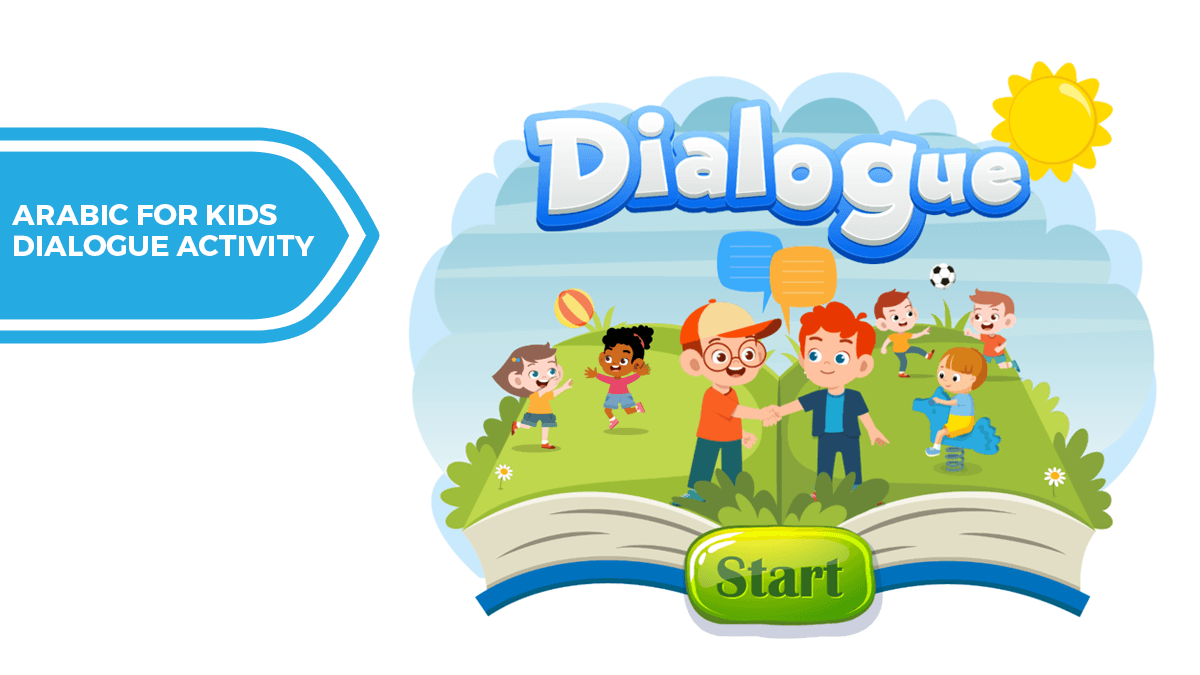 [FREE GAME] Arabic Dialogue Activity