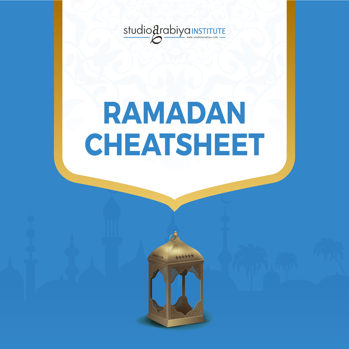 [FREE DOWNLOAD] Ramadan Cheatsheet