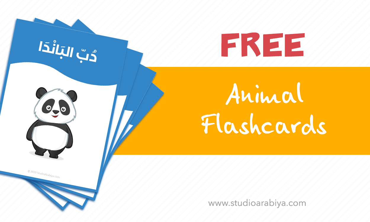 [FREE DOWNLOAD] Animal Flashcards Set A