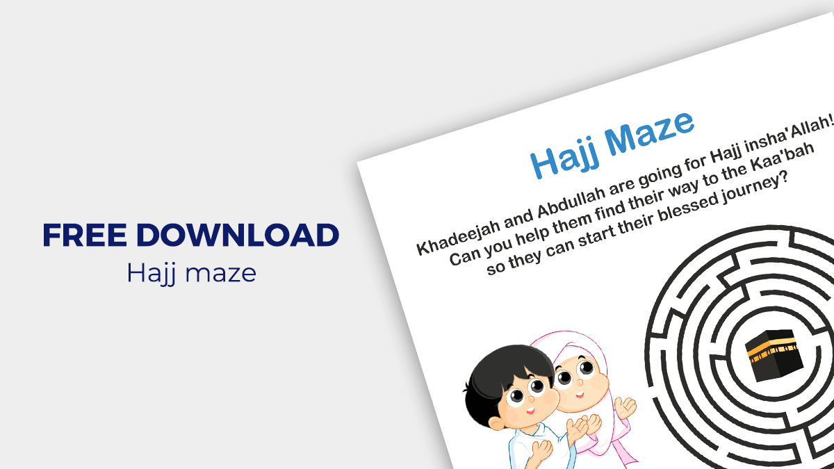 [FREE DOWNLOAD] Hajj Maze