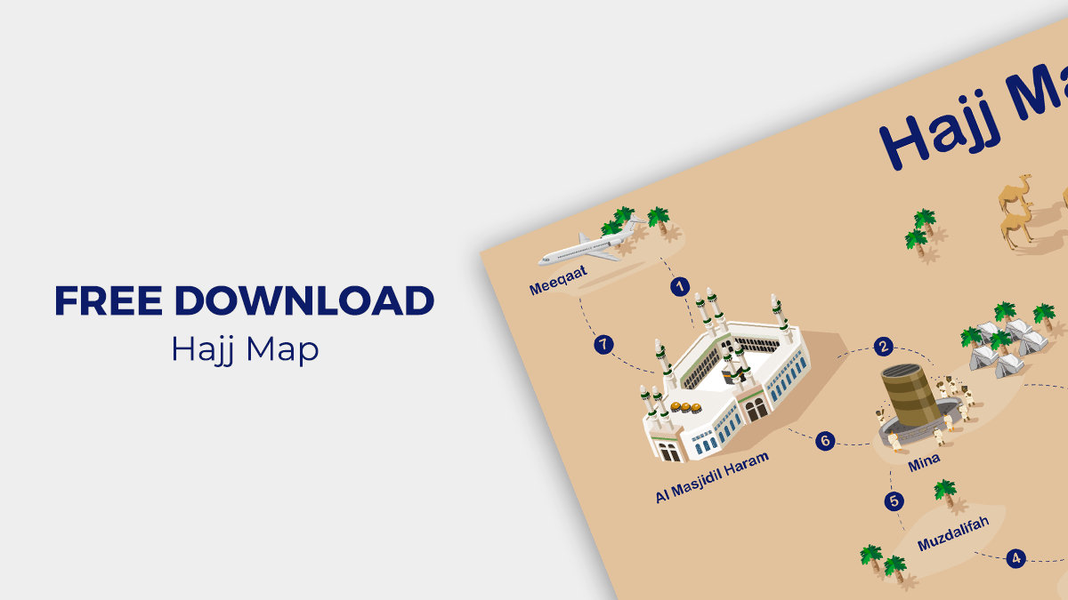 [FREE DOWNLOAD] Hajj Map